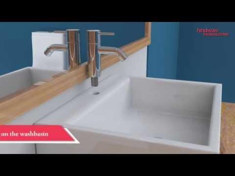 Hindware - Pillar Tap (Hindi)