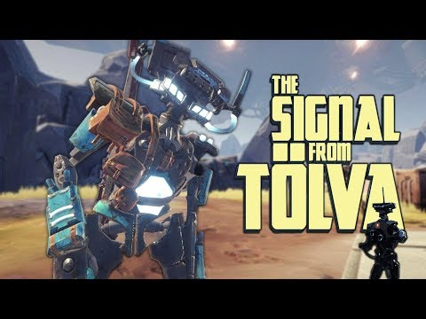 Man Shoots MORE Robots, Saves world HARDER | The Signal From Tolva | GAM3RSDOOM