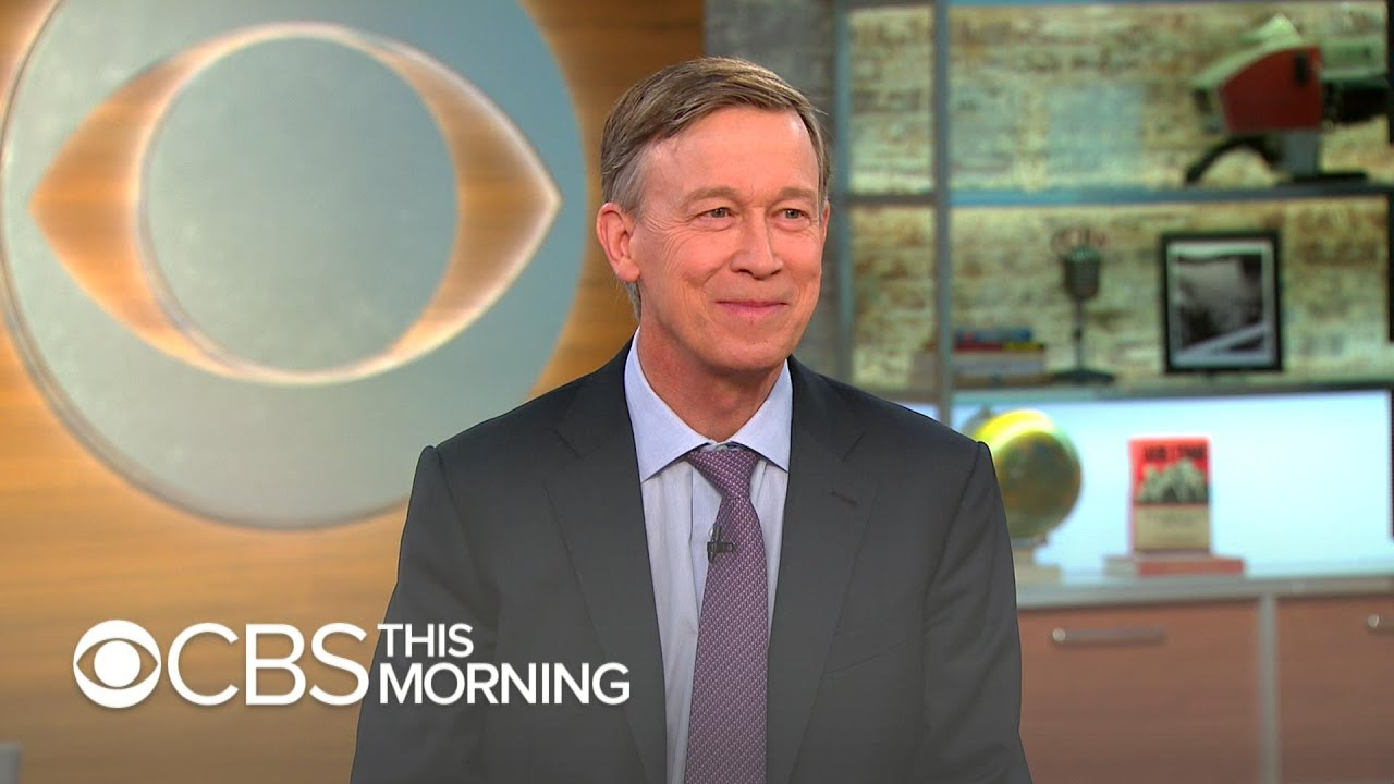"John Hickenlooper on Afghanistan troop withdrawal: ""The sooner the better"""