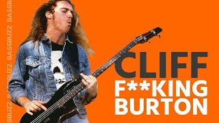 7 Reasons Cliff Burton F***ing ROCKS (+Bass Lesson Tips)