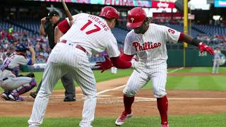 Scott Lauber talks expectations for 2nd half of the season, Aaron Nola at the ASG, and more