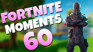 THE WORM EMOTE IS BROKEN!! | Fortnite Daily Funny and WTF Moments Ep. 60