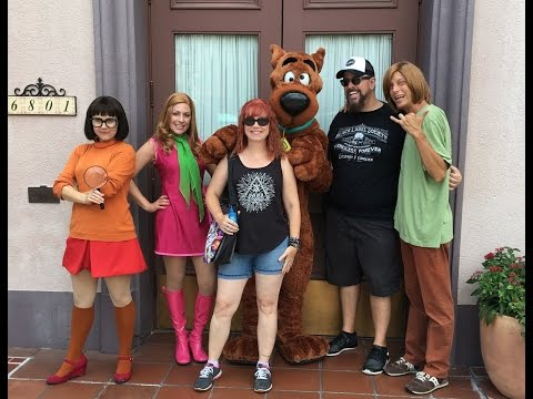 Solving Mysteries With Scooby-Doo & Having An Epic Day At Universal Orlando!!!