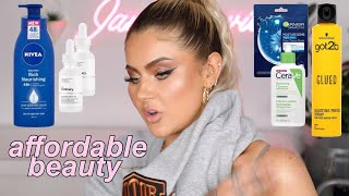 AFFORDABLE SKINCARE & BEAUTY PRODUCTS THAT I LOVE | JAMIE GENEVIEVE