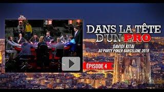 Dans la Tête d'un Pro : Davidi Kitai au partypoker MILLIONS Barcelone 2018 (4)
