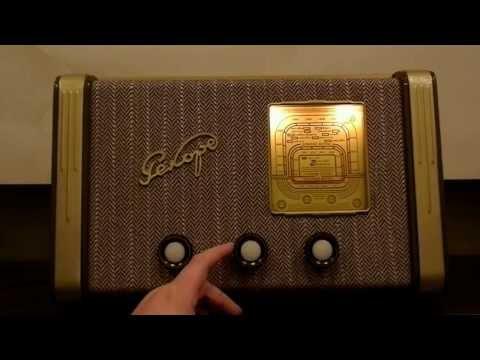 радиоприемник Рекорд-53.
