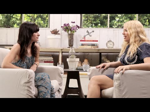 Kelly Oxford  The Conversation With Amanda de Cadenet  LStudio created by Lexus