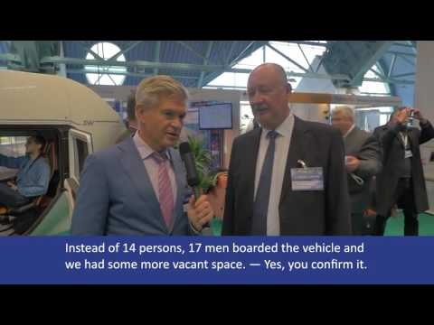 Belarusian transport week: interview with Anatoly Yunitskiy