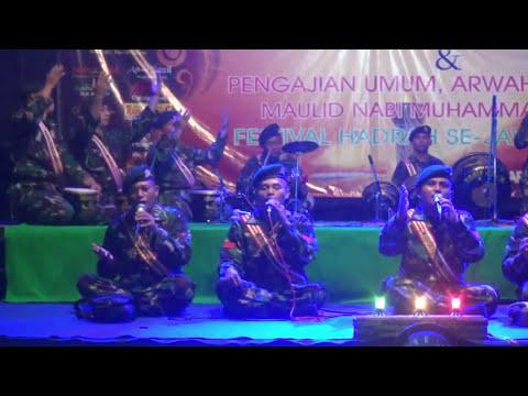 TNI BERSHOLAWAT - Ahmad Ya Habibi _ An Nabi