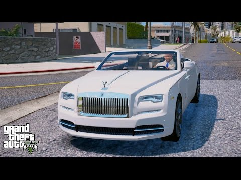 GTA 5 REAL LIFE MOD #164 MY FIRST LUXURY CAR