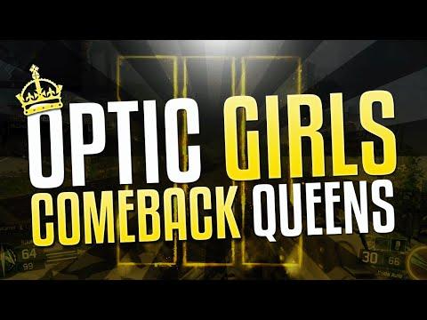 OpTic Girls Comeback Queens! (2v2 SnD GB's)