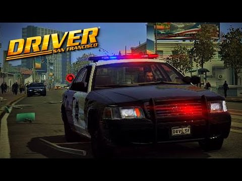 Driver: San Francisco - MP Episode 1 - SFPDFR!