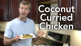 Coconut Curried Chicken-transform Your Kitchen-episode #27