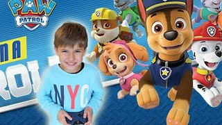 Paw Patrol Toys and Video Game