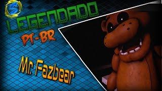 FNAF Song - Mr. Fazbear - Groundbreaking (LEGENDADO PT-BR)