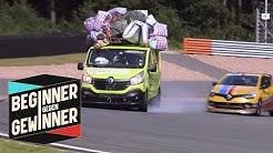 Formel 1: Nico Hülkenberg mit Messie-Lieferwagen gegen Joko | Beginner gegen Gewinner | ProSieben