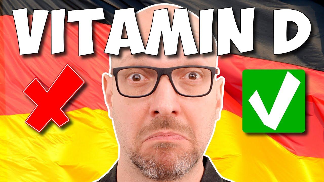Vitamin D. Welcher D3 Spiegel ist normal? | Mit Dr. Raimund von Helden