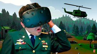 COMANDANTE REX!! Job Simulator (HTC VIVE VR)