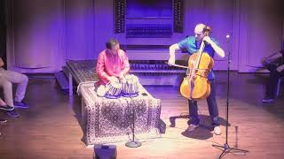 """Raghupati Ragava Raja Ram / Where the Soul Never Dies"" LIVE - Mike Block & Sandeep Das"