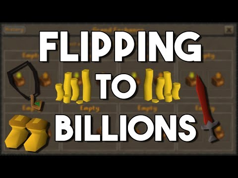 Flipping to Billions In Oldschool Runescape (50M to 1B) Episode #2 [OSRS]