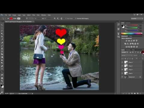 How To Create Animation ( Gif ) In Photoshop