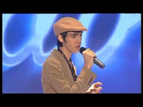 Idol 2004: Darin Zanyar - Show me the meaning of being lonely - Idol Sverige (TV4)