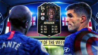 THE MOST UNDERRATED STRIKER?! 84 INFORM TAMMY ABRAHAM PLAYER REVIEW! FIFA 20 Ultimate Team