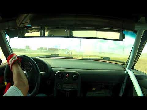 Rallycross I-96 Speedway July 2018 - Run 6 GOPR0042