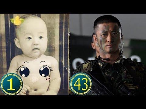 Wu Jing Jacky WuJing Wu Childhood   From 1 to 43 Years Old