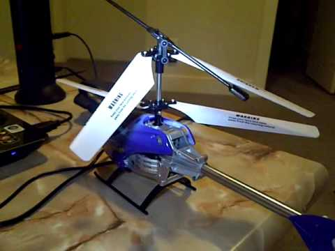 Ozone Elite Rc Helicopter 35 Channel Venom Part 5 Update Youtube