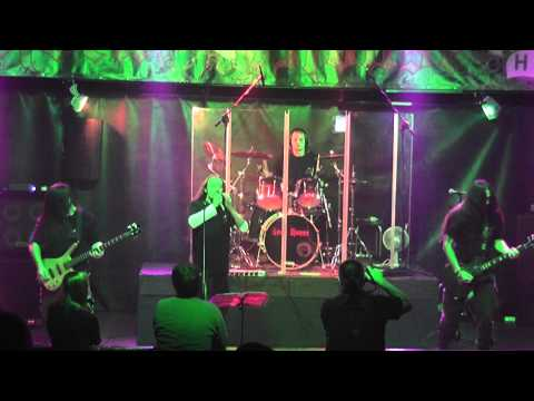 Intra Spelaeum - Семь кругов ада - LIVE - 04/11/12