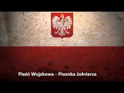 Pieśń Wojskowa - Piosnka żołnierza