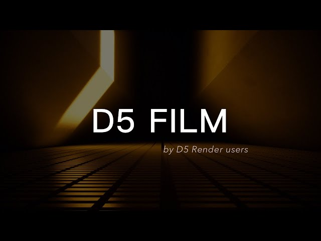 「D5 Film」Ep.1|Collection of Artworks by D5 Render Users
