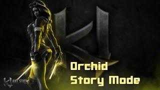 Killer Instinct:Orchid Story Mode