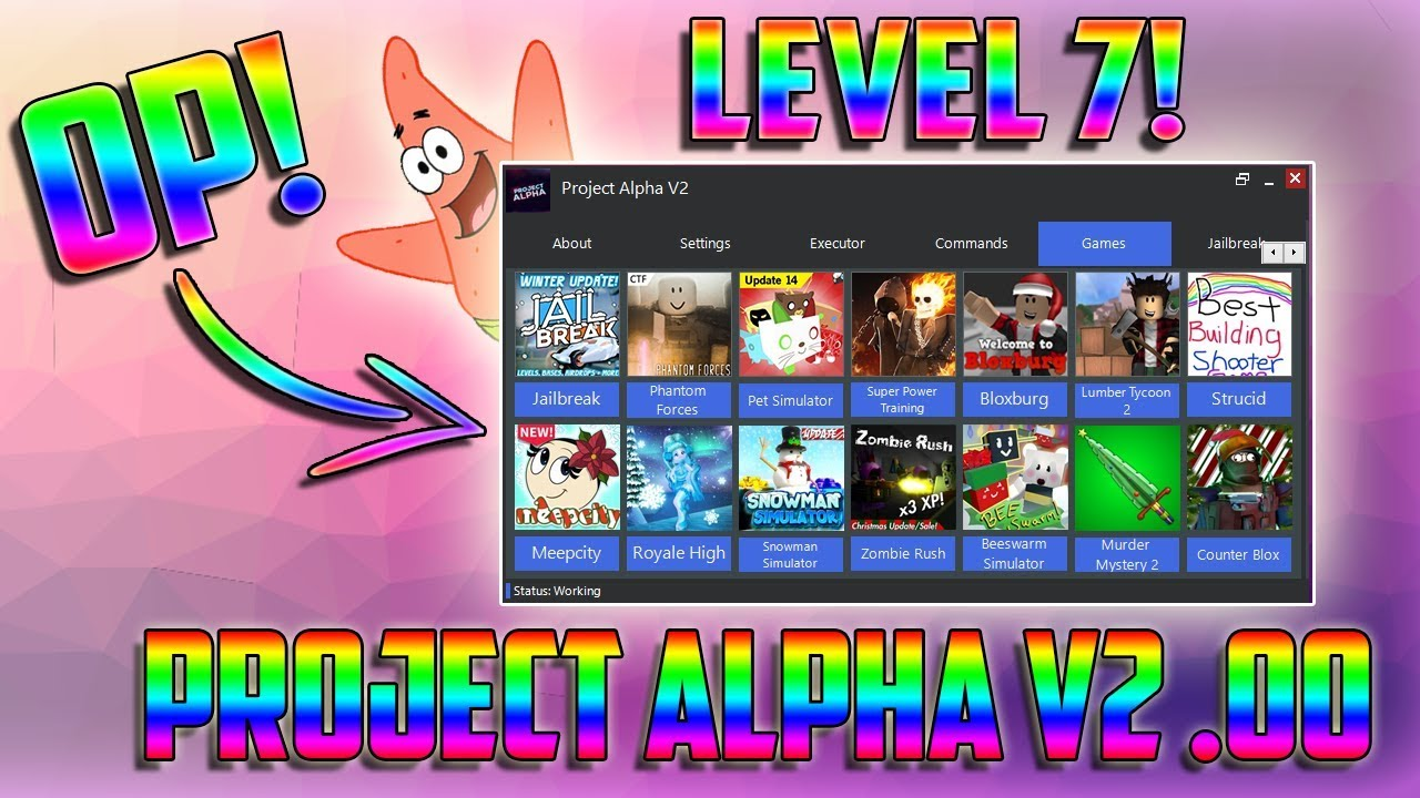 Roblox Project Alpha Exploit | How To Get Free Robux On ...