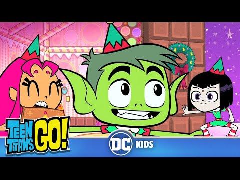 Teen Titans Go em Português  Titãs Duendes  DC Kids