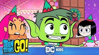 Download Video Teen Titans Go! em Português   Titãs Duendes   DC Kids MP3 3GP MP4