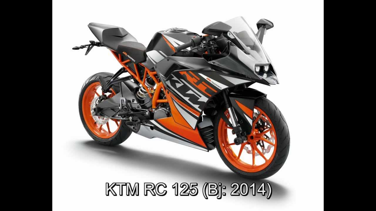 beste 125 motorrad