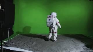 """Как сделать """"лунные съемки""""? Монтаж фильмов про полеты в космос"""