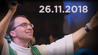 Msza św. o uzdrowienie 26.11.2018 - Na żywo