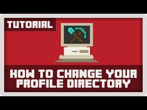 Minecraft Tutorial: Change Your Profile Directory and Sync to the Cloud