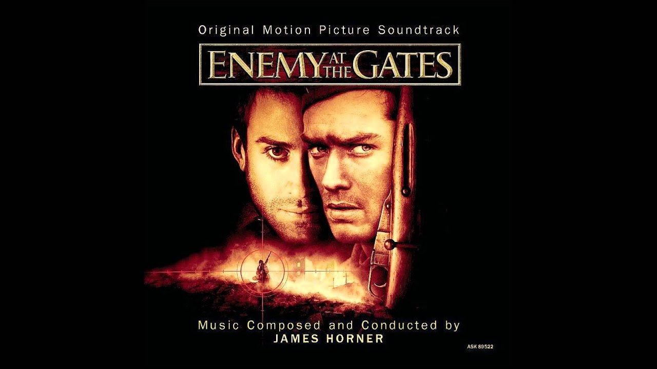 tania  end credits  - enemy at the gates score