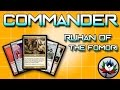 Ruhan of the Fomori Voltron EDH/Commander Deck Tech for Magic: The Gathering – MTG!