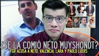 FGR acusa a Neto Muyshondt   Revelan los delitos de Norman Quijano - SOY JOSE YOUTUBER