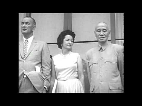Asian Journey (VP Johnson's Six-Nation Tour, May, 1961) MP641.