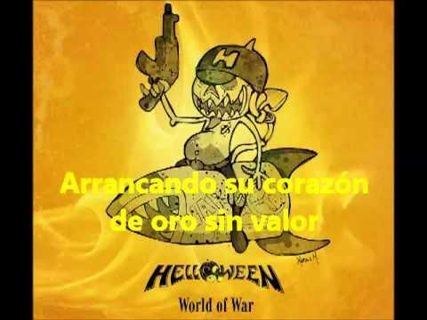 Helloween - World of war (sub. español)