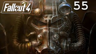 Fallout 4 Playthrough Part 55 - Long Road Ahead MacCready Med-Tek Research
