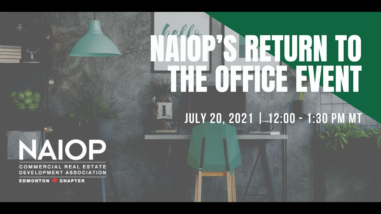 NAIOP's Return to the Office Event