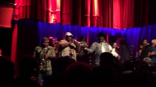 George Clinton & P Funk at Ardmore Music Hall, 11.27.15
