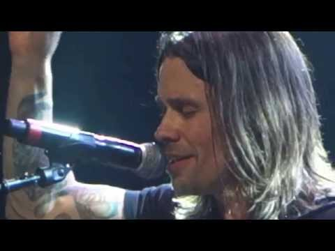 Alter Bridge Watch Over You (acoustic) House of Blues, Dallas, TX 4/14/2014